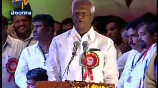 Jyotirao Phule's Birth Anniversary   Celebrated at Hyderabad's Ravindra Bharati