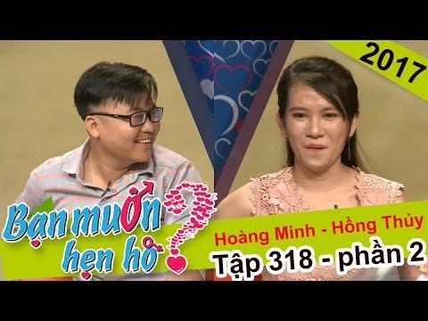 Ca cải lương để tỏ tình, chàng trai khiến cô gái 'cạn lời' | Hoàng Minh - Hồng Thủy | BMHH 318 😂