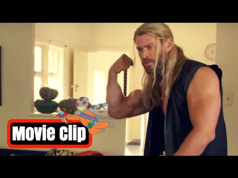 THOR  RAGNAROK Promo Clip   Team Thor Part 1 & 2 2017 REACTION