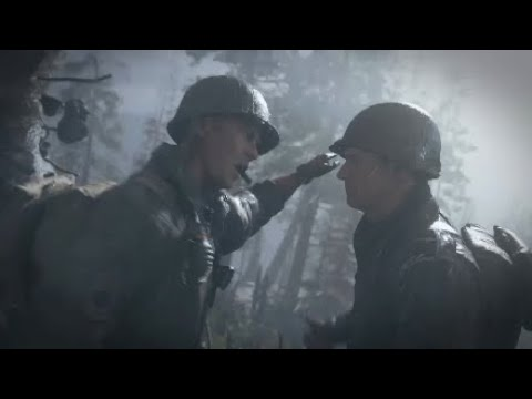 COD WW2 No mission too difficult,No sacrifice too great ( short film )