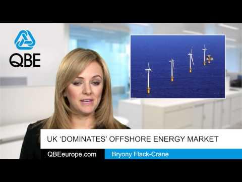 UK 'dominates' offshore energy market