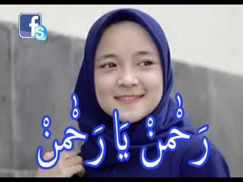 Nissa Sabyan : RAHMAN YA RAHMAN with Arabic Lyrics