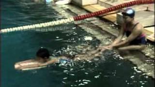 游泳教程2(蛙泳)