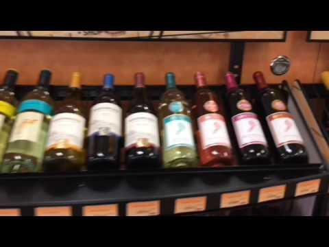 Wine sales at Shippensburg Sheetz