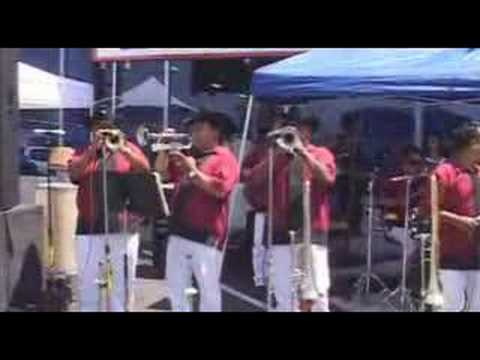 Faena Band Performs at Cinco De Mayo In Oceanside