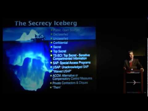 ʬ The Secret Space Program and Breakaway Civilization - Richard Dolan Lecture YouTube