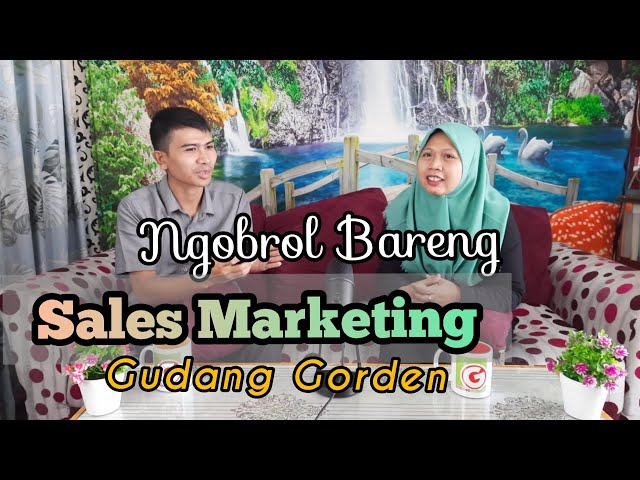 Podcast - Ngobrol Bareng Sales Marketing nya Gudang Gorden
