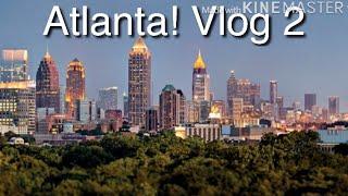 Atlanta Vlog 2: Hotel Room Tour
