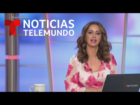 Las Noticias de la mañana, jueves 15 de agosto de 2019 | Noticias Telemundo