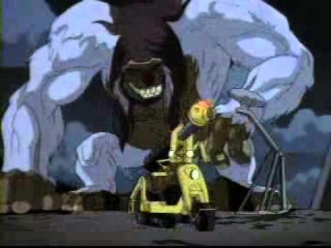 Animated Cartoon Wallpaper Godzilla The Series Dublado 06 Youtube