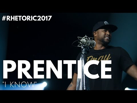 "RHETORIC 2017 | Prentice Powell ""I KNOW"" (OFFICIAL VIDEO)"
