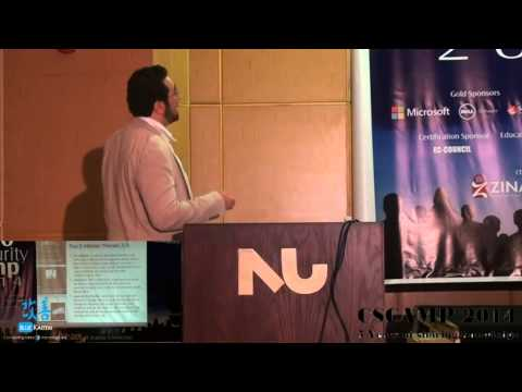 """The Security Challenge Facing Banking Electronic Channels"" By Osama Hijji in  CSCAMP2014"