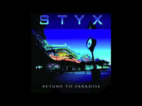 Styx - The Grand Illusion (Live) [Return to Paradise]
