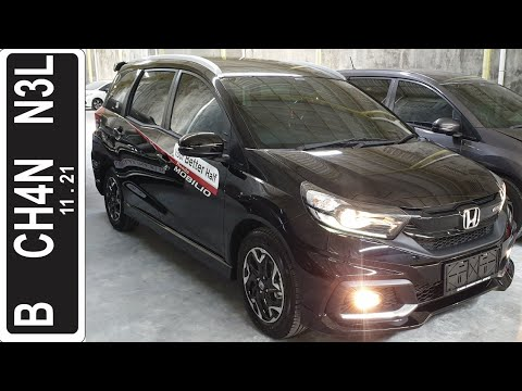 In Depth Tour Honda Mobilio Rs Cvt Dd4 Facelift 2019 Indonesia