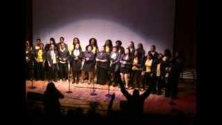 New Spirit of Penn Gospel Choir - He