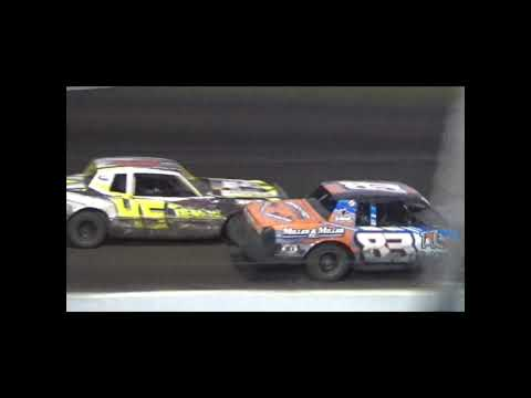 Hobby Stock Amain @ Hancock County Speedway 07/19/19