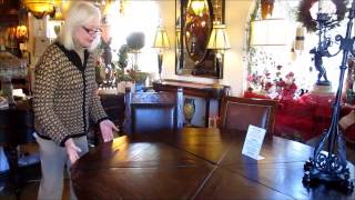 Cool Dining Room Table Video