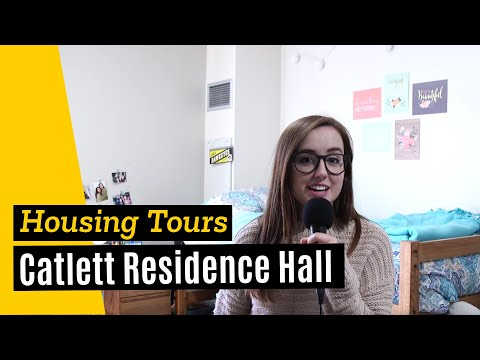 Catlett Residence Hall Tour