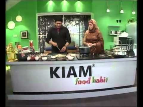 Kiam Food Habit