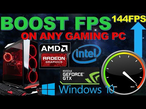 Optimize Your Gaming PC For Best Performance And FPS Boost!