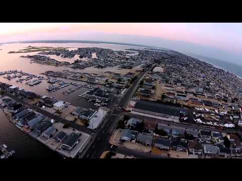 Drone Tour of Ocean Beach 2, Seacrest Beach, & Monterey Beach