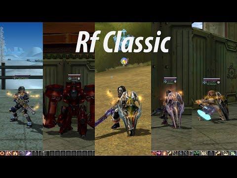 [LIVE] SENJATA+6, AMROR C +5 RATA,RISING DRAMA FORCE ONLINE - Rf Classic