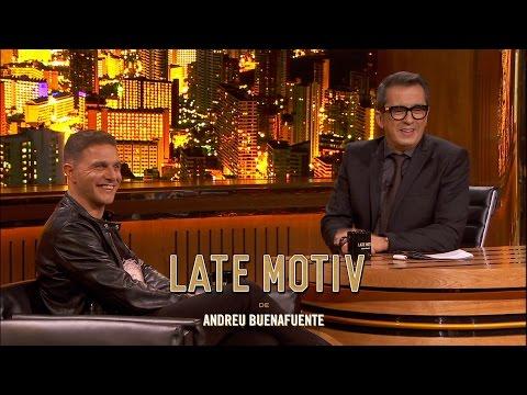 LATE MOTIV - Entrevista con Joaquín Sánchez Rodríguez | #LateMotiv24