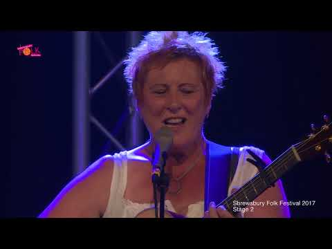 Chris While & Julie Matthews at Shrewsbury Folk Festival 2017