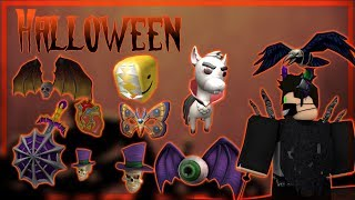 Roblox Halloween Leaks I Opinion / Possible Prices I UGC Themed Halloween Hats