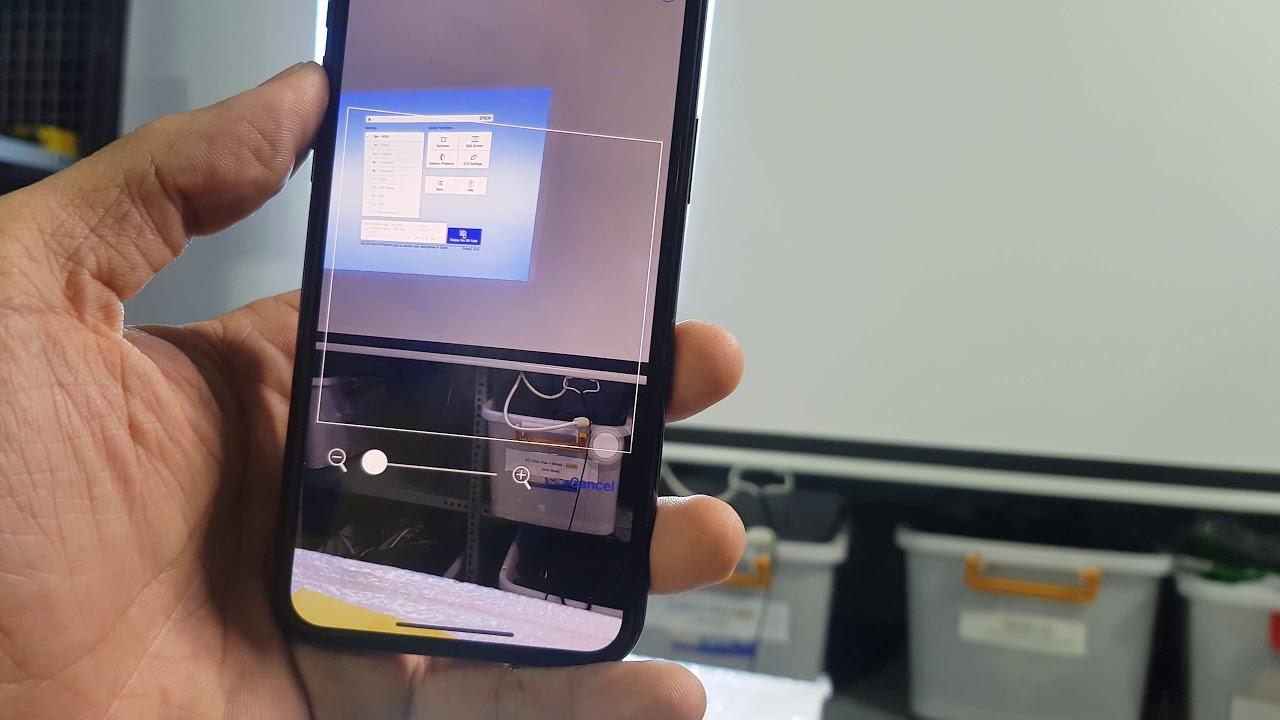 Biến điện thoại thành remote (điều khiển máy chiếu) | vnpc.com.vn