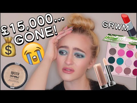 I WAS SCAMMED OUT OF £15,000! I need your help! (GRWM)