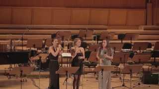 Jazzappella @ Sala Radio Bucuresti - La vie en rose a cappella