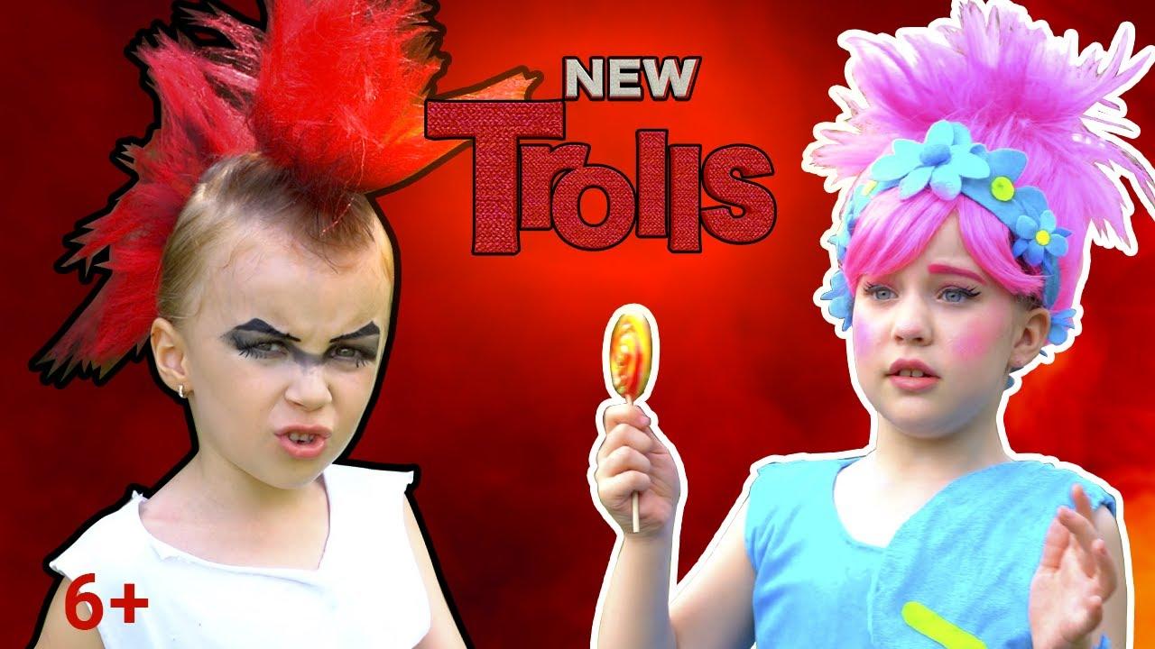 Trolls World Tour Trailer (2020) fanmade | Тролли Мировой тур трейлер ( 2020 ) от Алисы/6+ - YouTube