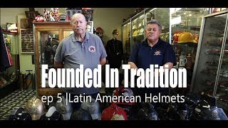 Founded In Tradition | Latin American Helmets pt.1 [ENGLISH + ESPAÑOL]
