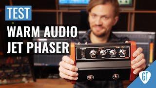 Warm Audio - Jet Phaser Pedal