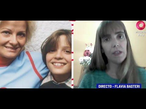 Flavia Basteri: 'Ella asegura que su hijo se llama Luis Miguel'