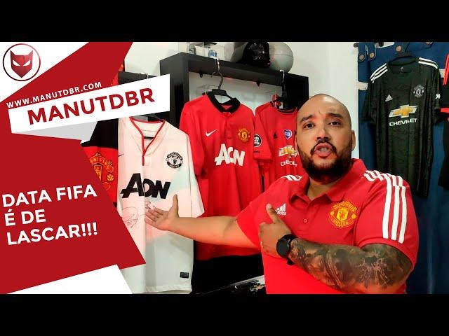 DATA FIFA É DE LASCAR!!! - ManUtd BR News - T02 EP27
