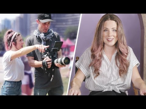 What It's Like Being A Female Director At BuzzFeed // Presented By BuzzFeed & Olay streaming vf