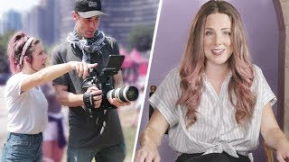 What It's Like Being A Female Director At BuzzFeed // Presented By BuzzFeed & Olay