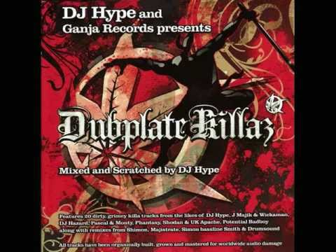 Dj Hype and Ganja Records presents Dubplate Killaz