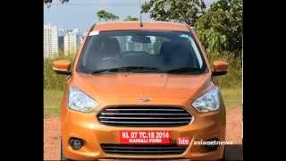 Ford Figo Hatchback Test Drive 02/11/15