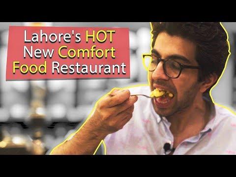 Lahore's Hot New Comfort Food Restaurant, Urban Kitchen | MangoBaaz
