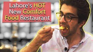 Lahore's Hot New Comfort Food Restaurant, Urban Kitchen   MangoBaaz