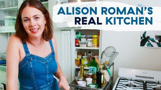 New York Times Chef Alison Roman Shows Us Her Home Kitchen