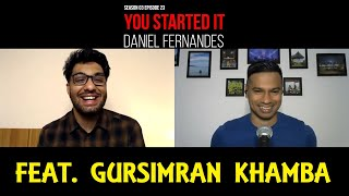 PRO-WRESTLING W/ GURSIMRAN KHAMBA | YOU STARTED IT | S03 EP23