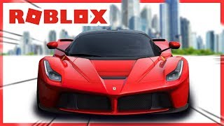 ROBLOX INDONESiA | Finally, you will Buy FERRARi FOR 2.6 Billion 😍