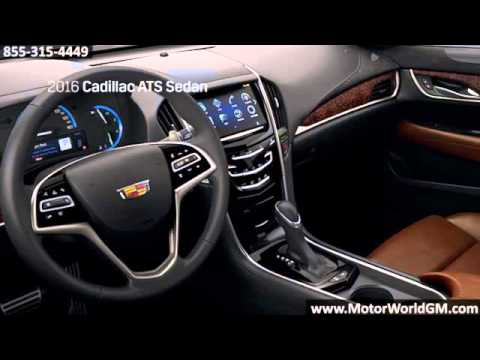 2016 cadillac ats interior wilkes barre scranton pa motorworld cadillac wilkes barre pa scranton. Black Bedroom Furniture Sets. Home Design Ideas