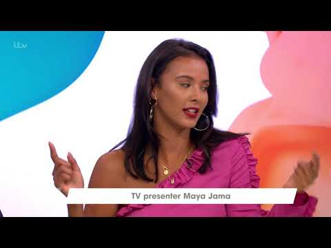 Maya Jama on New Series Cannonball | Loose Women