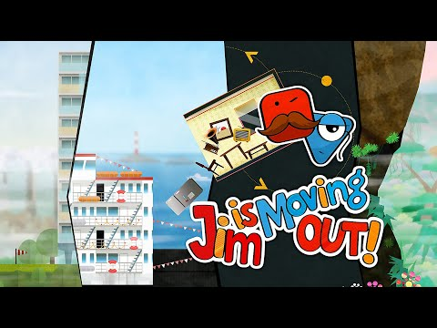 JIM IS MOVING OUT! Gameplay |