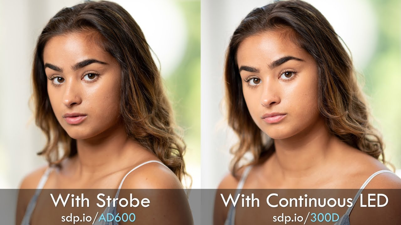 Flashes Strobes Vs Continuous Lights